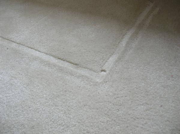 carpet indentation